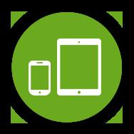 スマートフォン・タブレット機能