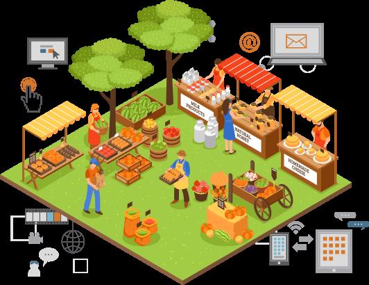 新しいビジネスチャンスを創出する BtoBプラットフォーム 商談(旧フーズインフォマート)